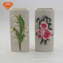 ceramic oil humidifier in flower shape